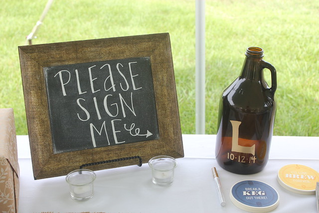 brew bash guest book