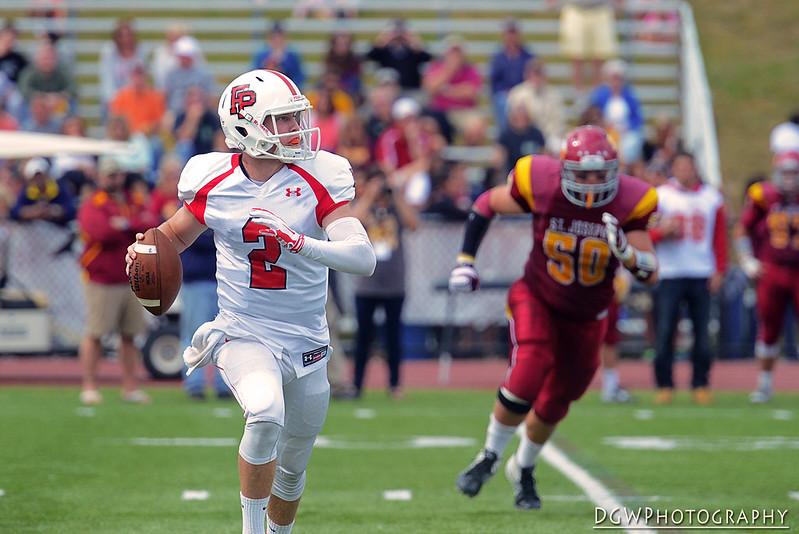 St. Joseph vs. Fairfield Prep - High School Football