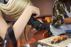 Flickr and the art of food-ography event