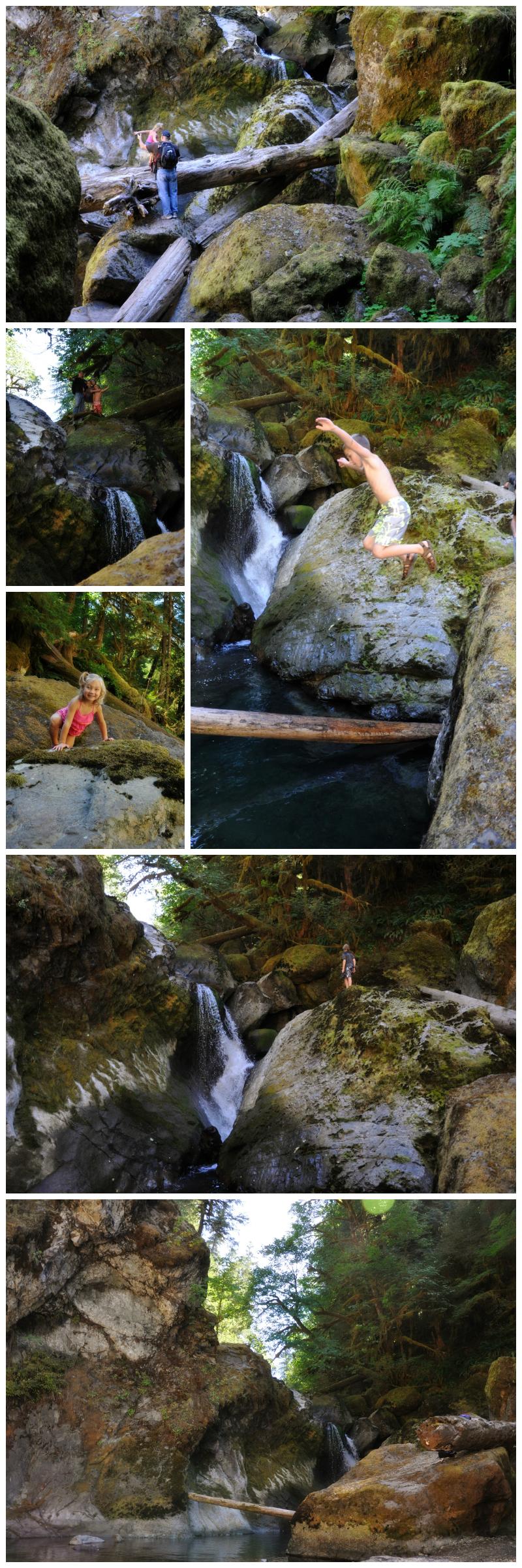 House Rock Falls