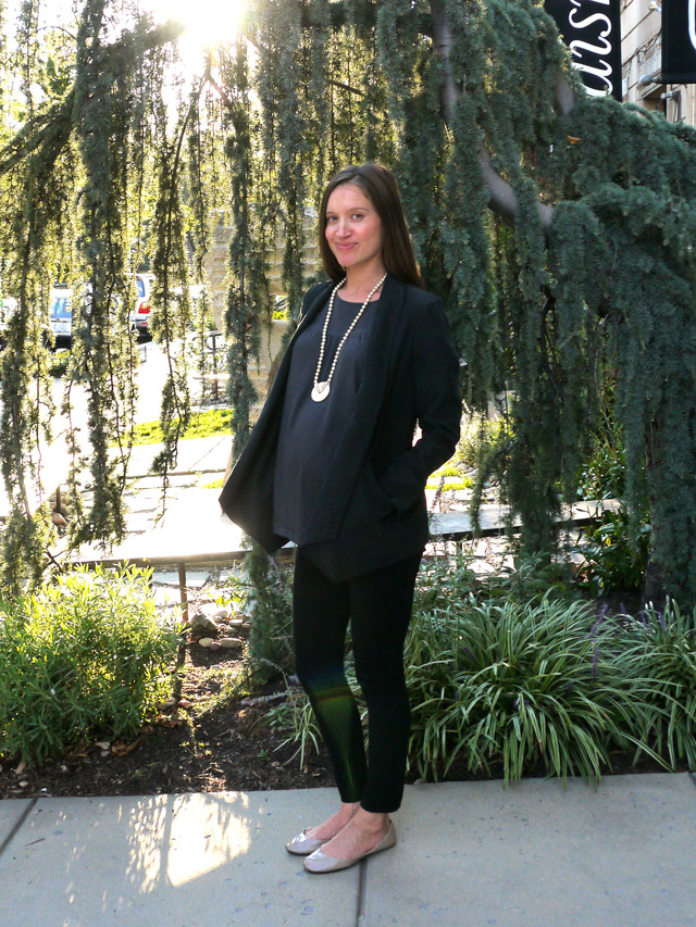 4 hatch maternity jacket made in the usa ethical fashion