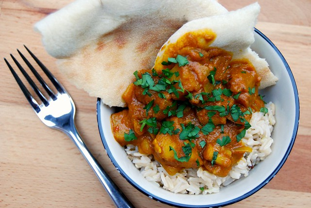 The Only Curry Recipe You'll Ever Need