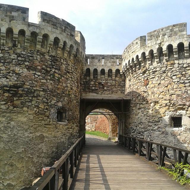 Zindan-portti linnoituksessa