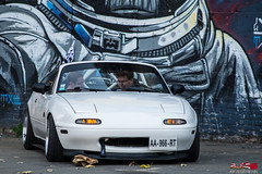Mazda MX-5 - Photo of Rieux