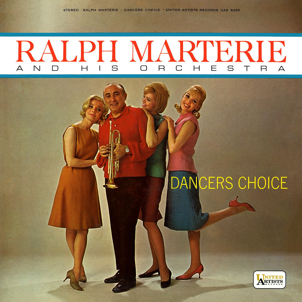 Ralph Marterie - Dancers' Choice