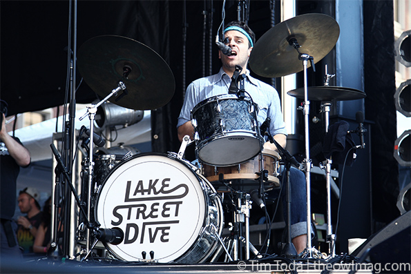 Lake Street Dive @ Boston Calling 2014, Sunday
