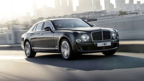Luxury car company Bentley has announced a new flagship model – the 190mph Mulsanne Speed