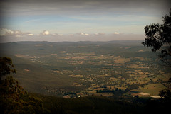 Mt Donna Buang view
