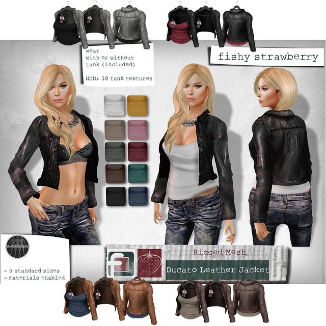 Ducato Leather Promo