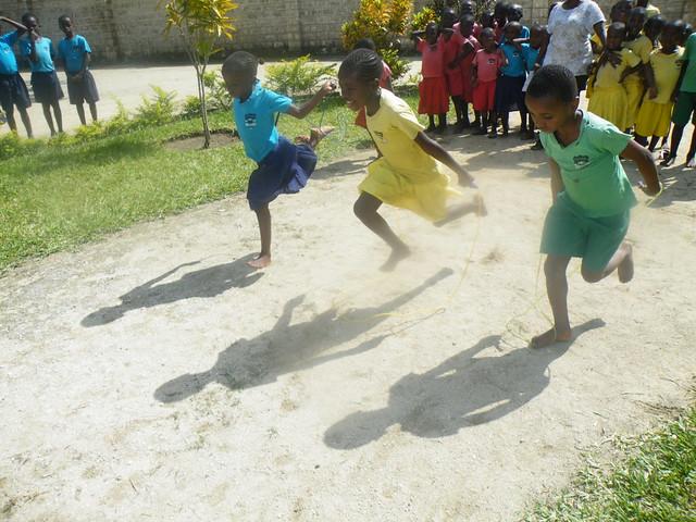 Skipping & Running