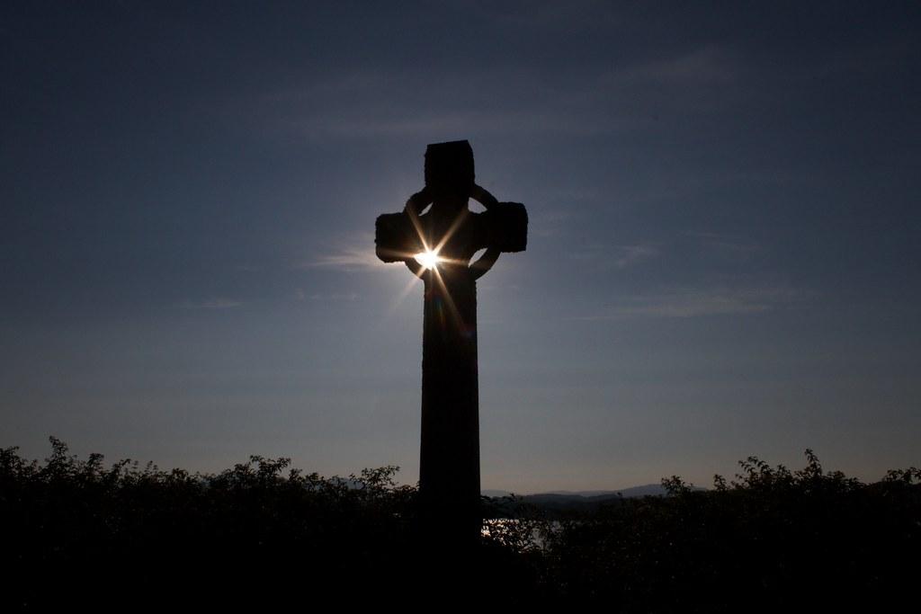 Celtic Cross, Iona