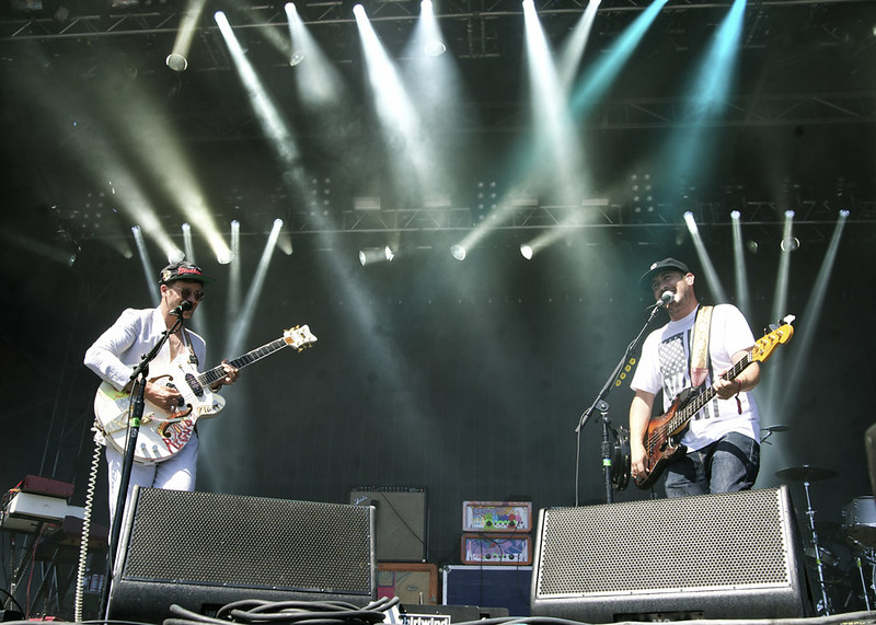Portugal. The Man @ LouFest 2014