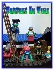Pirate Turtles