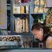 Food stall, Les Halles, Avignon