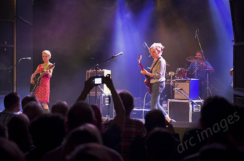 Throwing Muses, Kristin Hersh & Tanya Donelly, Manchester Academy, 19-9-14