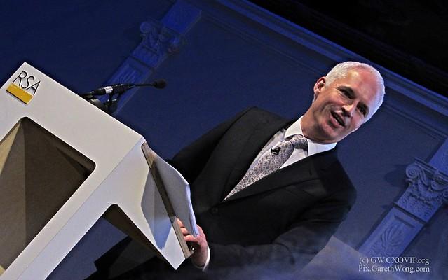 Steve Martin on The Small BIG at RSA IMG_3161 @ScienceOfYes