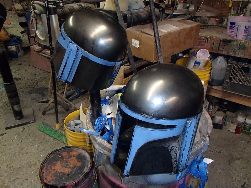 DW Helmets Weathering 2