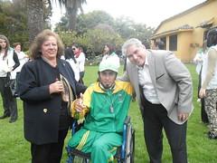 PREMIACION DEL ALCALDE DE CHIA GUILLERMO VARELA - 2014