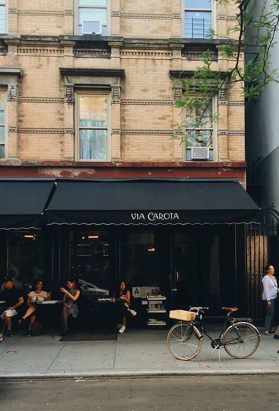 Via Carota + The West Village, NYC