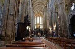 Saint-Maximin-la-Sainte-Baume, Basilique Sainte-Marie-Madeleine
