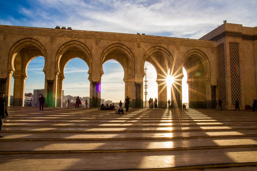 Mosquee Hassan II - Casablanca