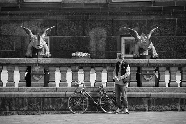 A Danish Biker