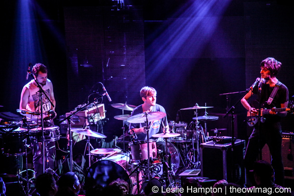 Reptar @ The Independent, SF 6/1/14