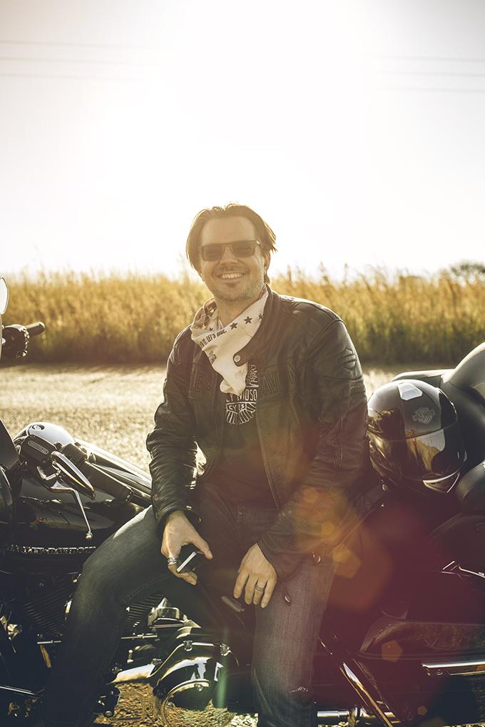 Harley Davidson Desmond Louw South Africa 0286