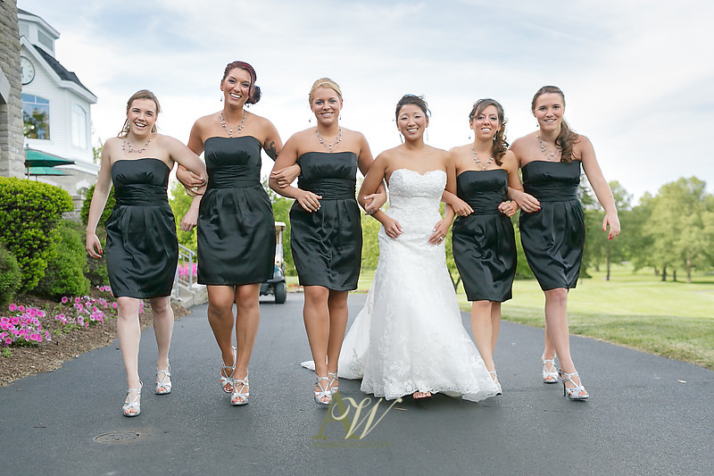 Rochester NY Wedding photographer Andrew Welsh Locust Hill Country Club Wedding Photographs Photos