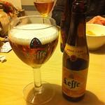 Leffe Nectar (5.5% de alcohol) [Nº 17]