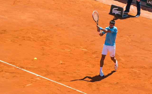 Rolland Garros 2014 - Novak Djokovic 04