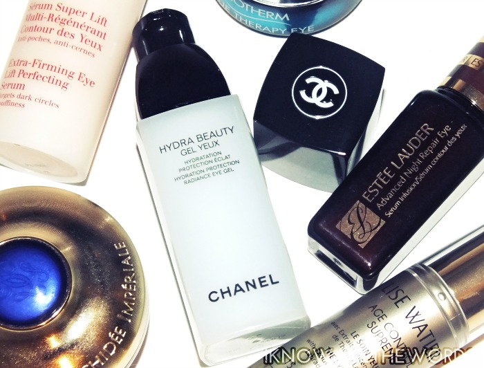 chanel hydra beauty hydration protection eye radiance gel