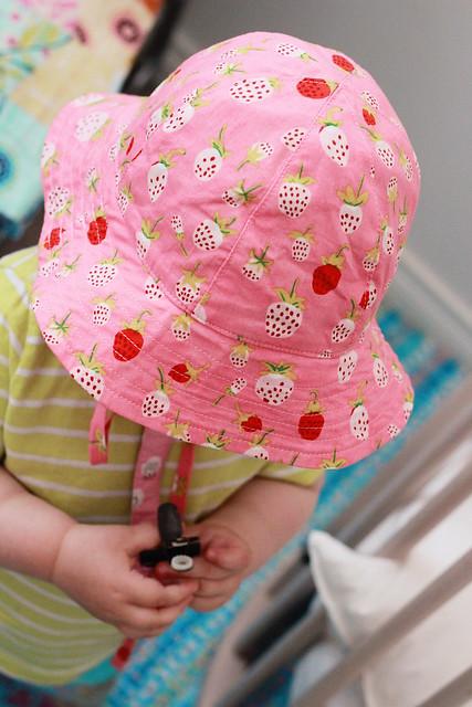briar rose hat