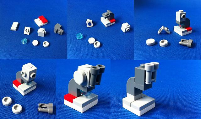 Slide 2: microscope