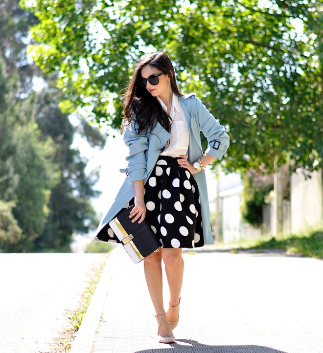 Dots Skirt_01