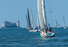 Isle of Wight: Round the Island Race 2014