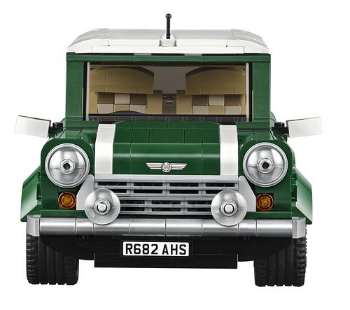 LEGO 10242 MINI Cooper 07