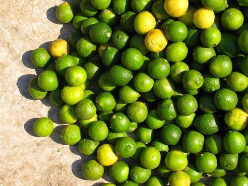 Limones de Luang Prabang