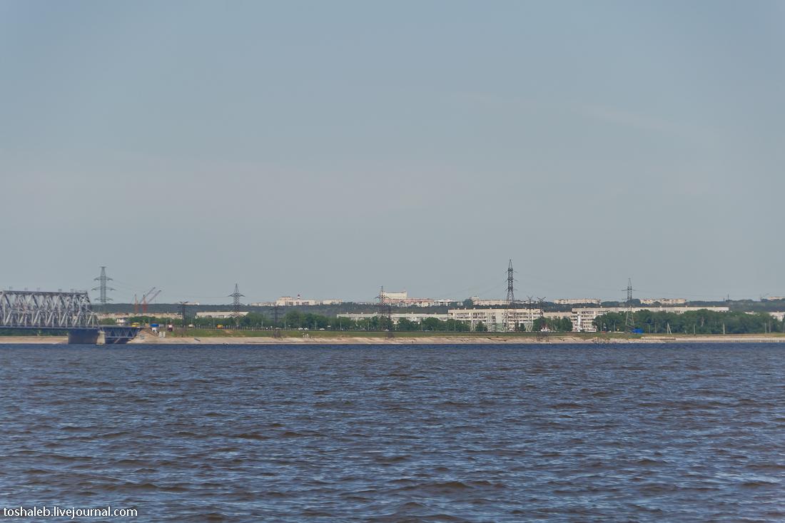 Куйбышевское водохранилище-35