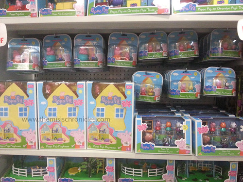 Peppa Pig Toys At Toys R Us Trinoma The Misis Chronicles