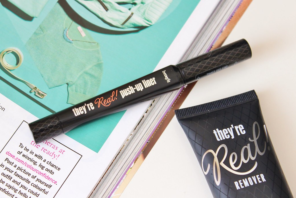 BENEFIT THEYRE REAL PUSH UP LINER REVIEW