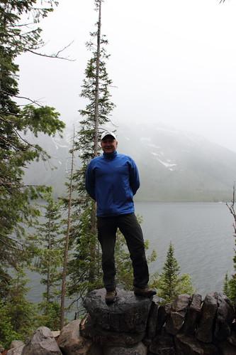 Jenny Lake at Grand Teton National Park