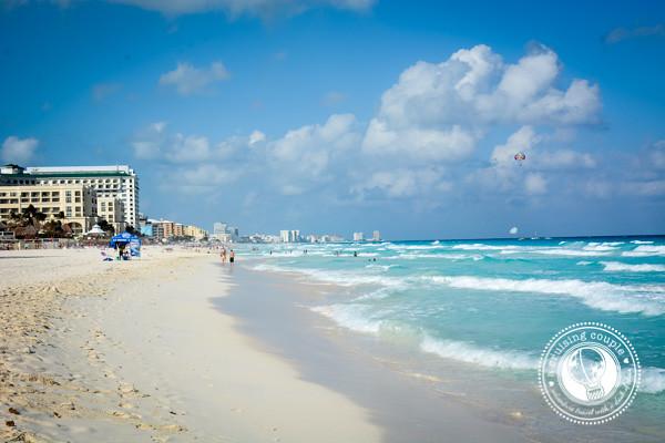 All Inclusive Resort Fiesta Americana Beach