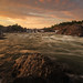 Great Falls Sunset Kayaker
