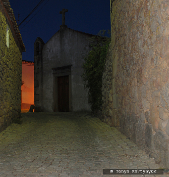 35 - провинция Португалии - маленькие города, посёлки, деревушки округа Каштелу Бранку