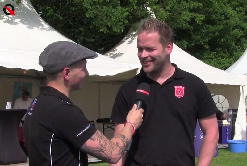 Interview met Wiechert Fuit - Beste hobbyist op de Euregio Koi Show 2014