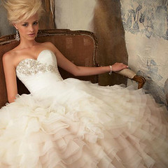 White Satin Bridal