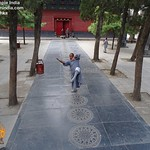 Join us to train at the Shaolin Temple China . India kung fu Tour Shaolin Kung Fu India