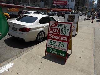La pizza más barata de todo Nueva York