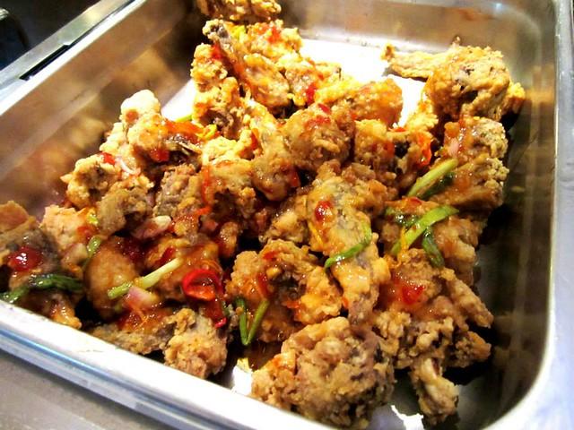 Thai sauce chicken